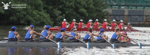 Cambridge Boat Club Junior Women win Jr. Women's 8+, Photo Credit: Igor Belakovskiy