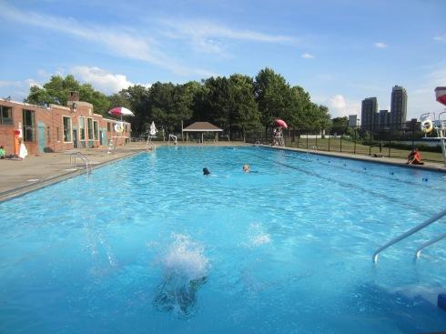 Last day to swim at Magazine Beach this summer!