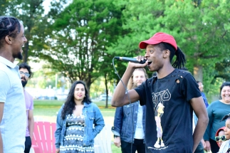 Magazine Beach Park Make Boston Music June 21, 2018 © Bimal Nep