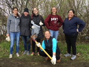 MIT Delta Phi Epsilon gets things done.